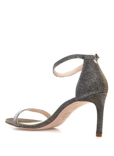 Stuart Weitzman Ayakkabı Altın